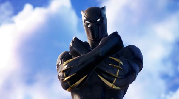 <i>Wakanda Forever!</i> Fortnite Hadirkan Black Panther