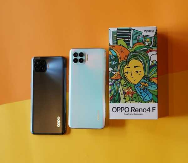 Cara Upgrade ke ColorOS 11 di Oppo Reno4 F