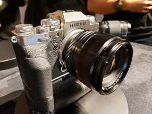 Fujifilm Indonesia merilis kamera mirrorless terbarunya di seri X-T. kamera ini diberi nama X-T4.