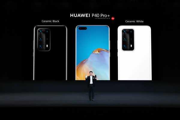 Membedah Kamera Trio Huawei P40
