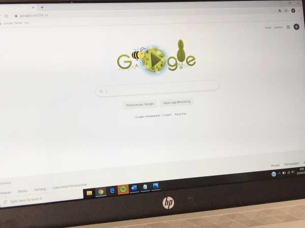 Google Doodle Rayakan Hari Bumi 2020 dengan Permainan Lebah Interaktif