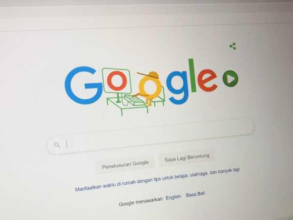 Google Doodle Hari Ini Hadirkan Game Coding