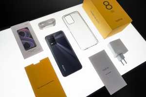 realme 8 5G dijual di harga Rp2.999.000 untuk pre sale.