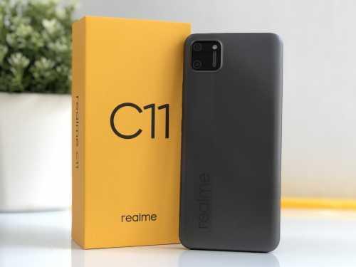 Harga dan Spesifikasi Realme C11 diIndonesia