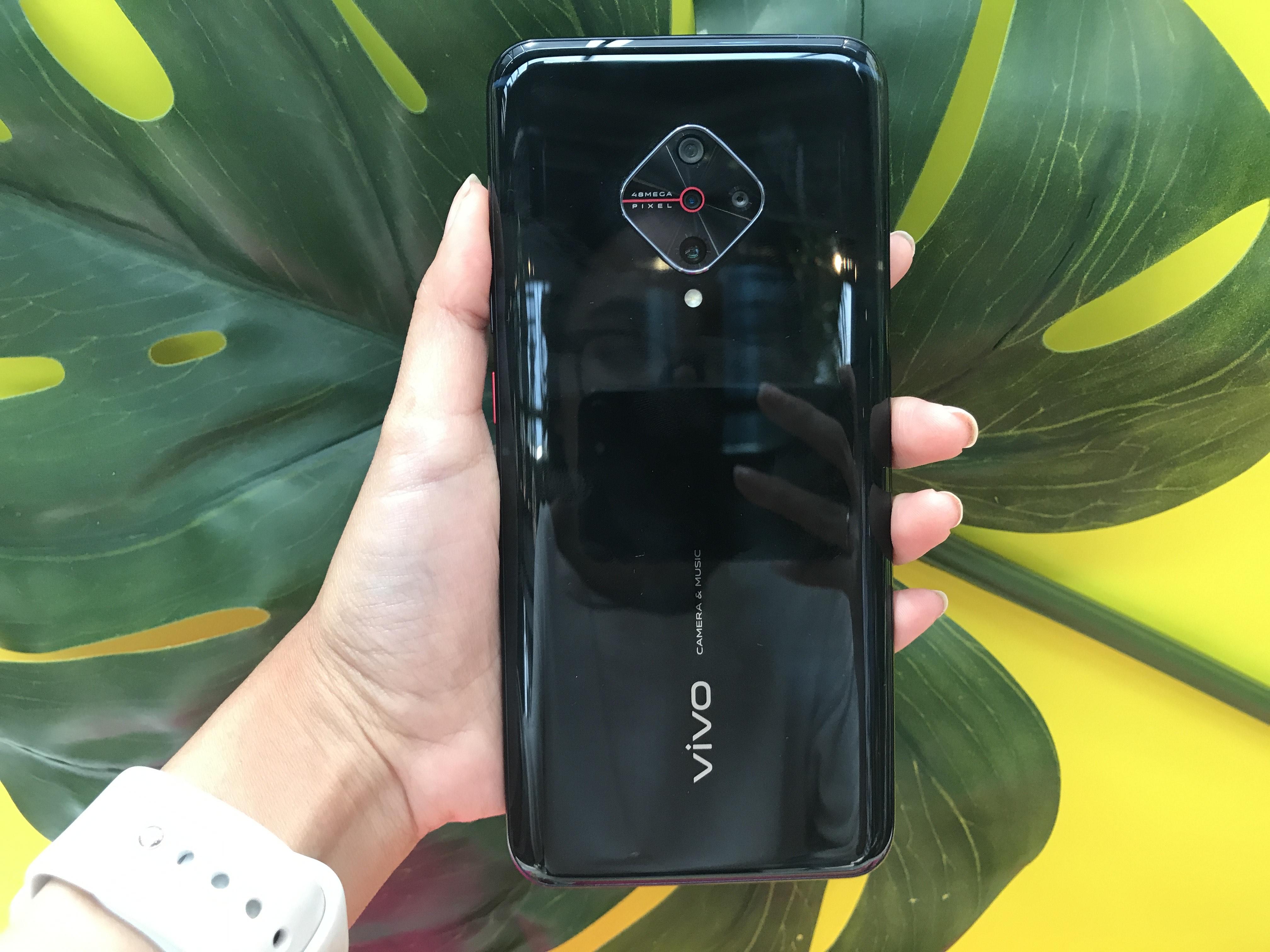 Hasil Jepret Pakai Kamera Vivo S1 Pro