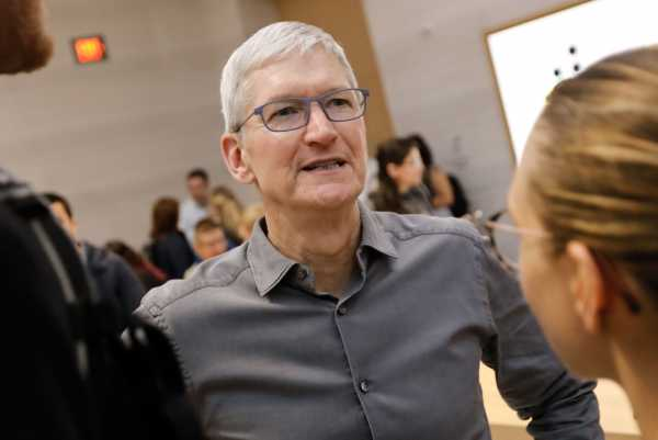 Diterpa Pandemi, Gaji CEO Apple di 2020 Malah Naik