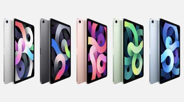 Dibilang Mirip iPad Pro, iPad Air 4 Punya Chipset A14 Bionic dan Magic Keyboard