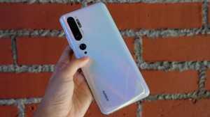 Akhirnya... Mi Note 10 Pro diboyong juga ke Indonesia oleh Xiaomi setelah sebelumnya hadir di China dengan nama Mi CC9 Pro.