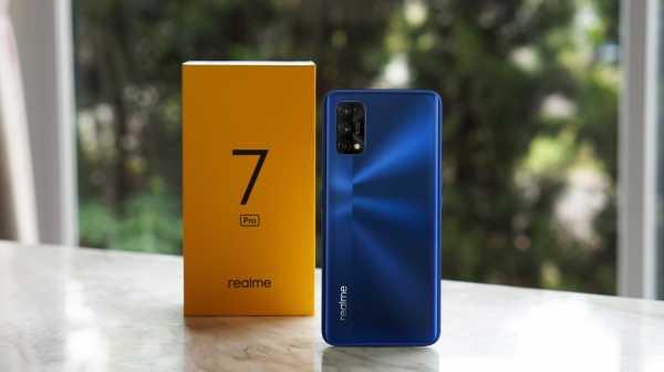 Realme 7 Pro Meluncur di Indonesia, HargaRp4,99 juta