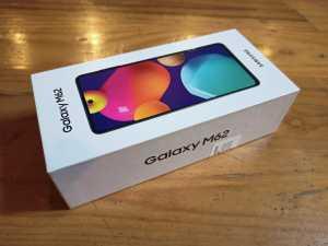 Samsung Galaxy M62 dibekali baterai jumbo 7.000 mAh.