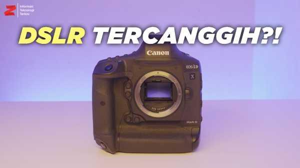 VIDEO: First Impression Canon  EOS 1DX Mark III, DSLR Harga Rp100 Jutaan