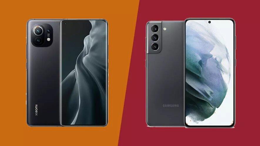 Adu Spesifikasi: Samsung Galaxy S21 vs Xiaomi MI 11