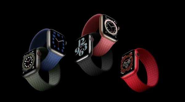 Apple Perkenalkan Watch Series 6 Bisa Ukur Oksigen Darah,  Ada Fitness+
