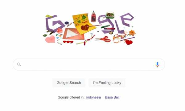 Google Doodle Rayakan Hari Ibu