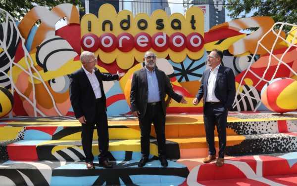 Indosat Gandeng Ericsson untuk Bisnis Digital, IoT dan 5G