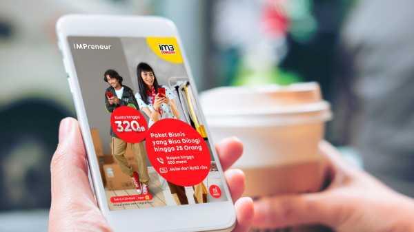 Dukung UMKM, Indosat Sediakan Kuota Jumbo 320GB Mulai Rp50 Ribu