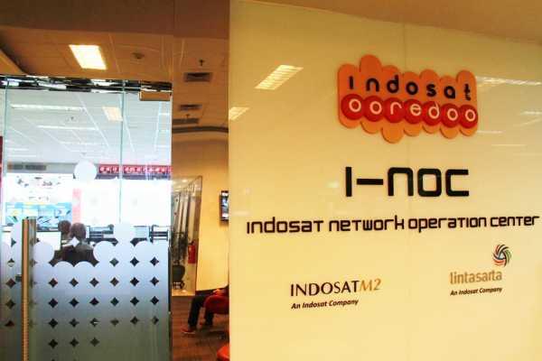 Pelanggan Indosat Sibuk Main Instagram dan Nonton YouTube Saat Tahun Baru