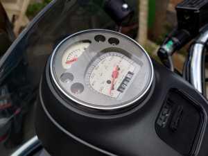 Spidometer analog, mempertahankan sejarah klasiknya (Bagja)