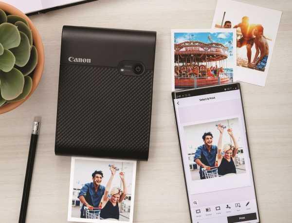 Canon Punya Printer Mungil Selphy Square QX10 Harga Rp2,5 Juta