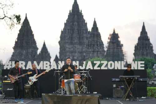 Sukses Digelar Virtual, Prambanan Jazz Online Hibur Penikmat Konser di Rumah