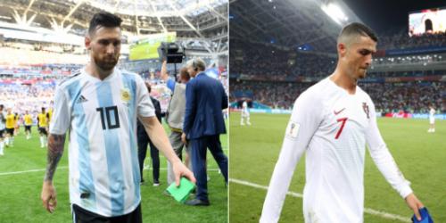 Cuitan Netizen Untuk Messi Ronaldo Yang Pulang Kampung Barengan
