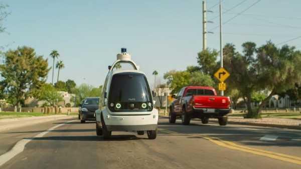 Mengenal Level Kemampuan Mobil Otonom