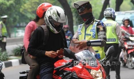 Lawan Arus, Jenis Pelanggaran Terbanyak di Bogor