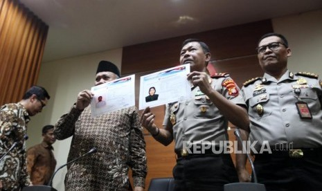 Polda Metro Jaya Sebar Sketsa Penyerang Novel Baswedan