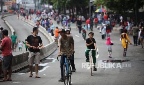 Siapa Bilang Bersepeda Bahayakan Kesehatan Seksual Pria?