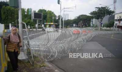 Nyawa Pejalan Kaki di Jakarta Masih Terancam