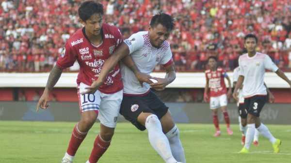 Hasil Liga 1 2019: Bali United Gagalkan Ambisi Persija