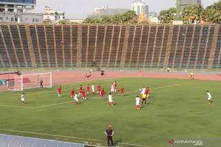 Babak Pertama Vietnam vs Indonesia Imbang Tanpa Gol