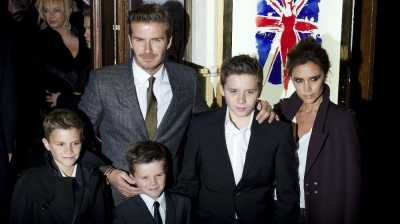 Mengintip Menu Sarapan Unik Keluarga Beckham