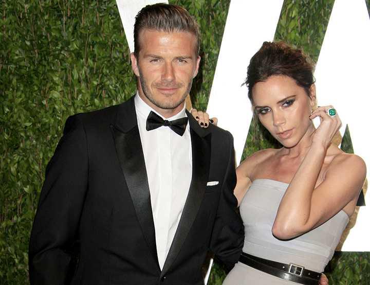 Kiat Menghabiskan Liburan yang Asyik ala David dan Victoria Beckham