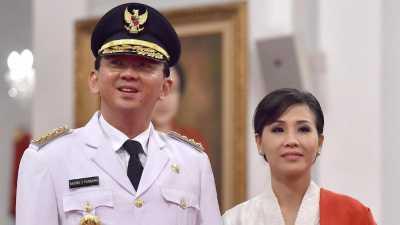Ahok-Veronica Tan Resmi Bercerai