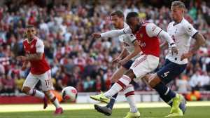 Arsenal Tunjukkan Mental Petarung Lawan Tottenham