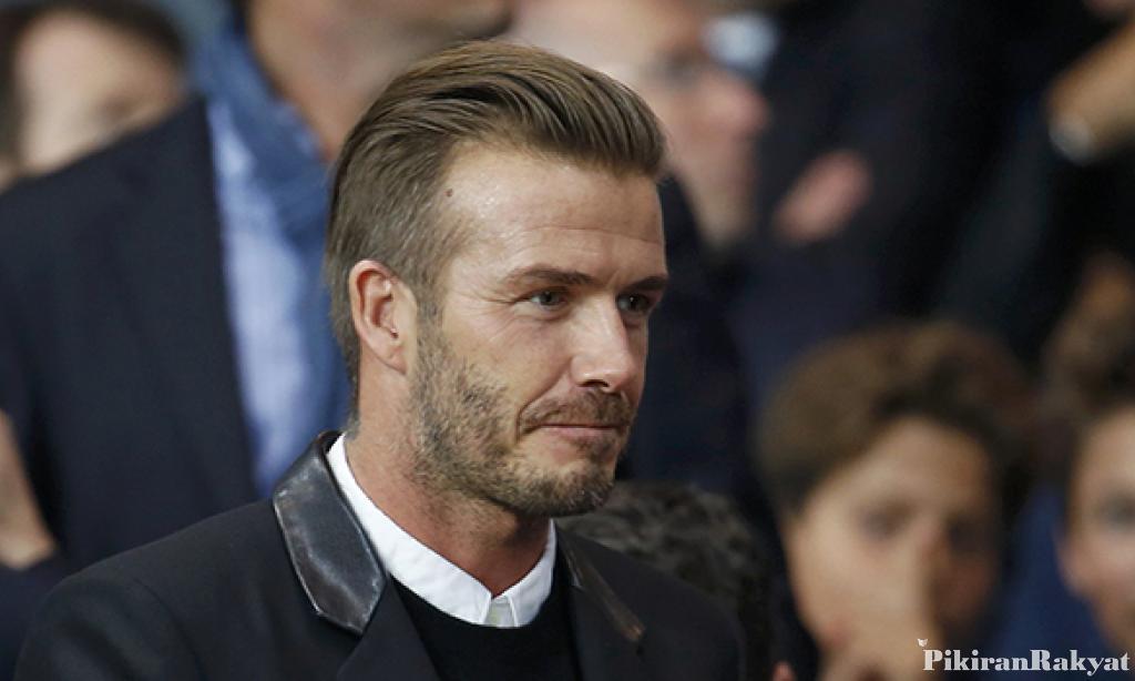 David Beckham Berlibur di NTT
