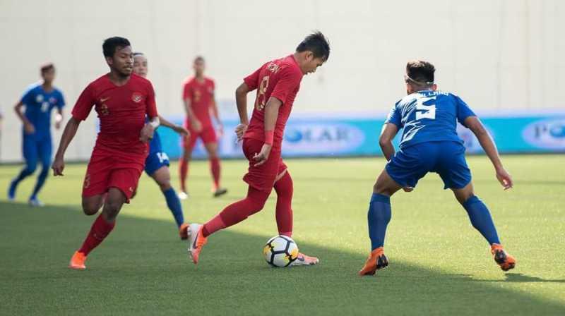 Indra Sjafri Kantongi Kerangka Timnas U-23 di SEA Games 2019