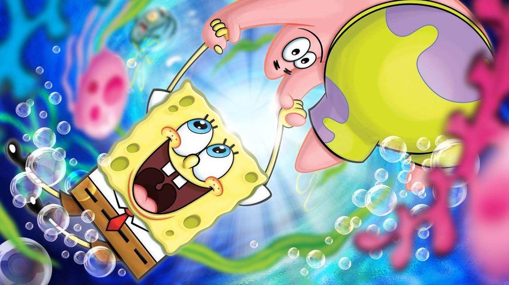 5 Pelajaran Kehidupan dari Kisah SpongeBob Squarepants