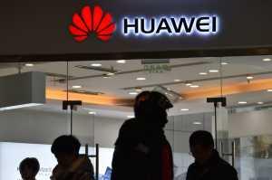 Berkat Trump, Perangkat Huawei Bakal 'Terlarang' di AS