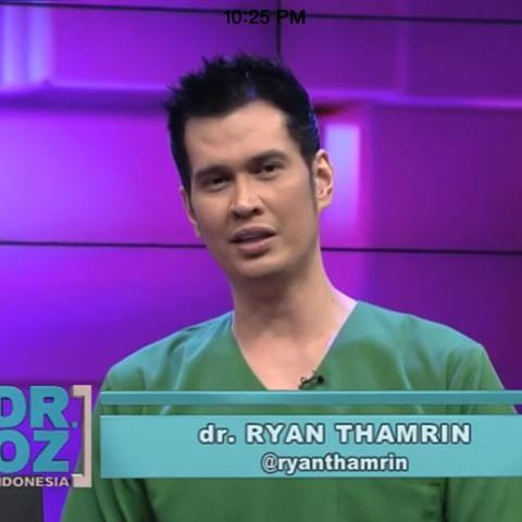 Menyentuh Hati, Ini Pesan Terakhir Dokter Ryan Thamrin