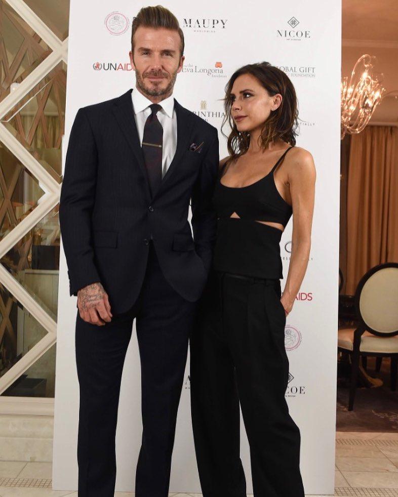 Rahasia Awetnya Hubungan David & Victoria Beckham