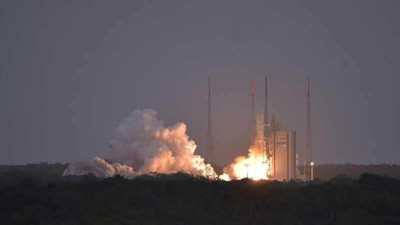 Anomali Pemicu Roket Pembawa Satelit Milik Arab Saudi Lenyap