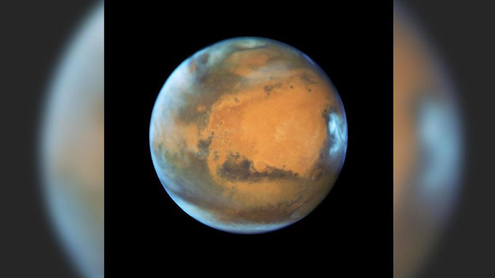 Sensasi Melihat Pendaratan Mars 2030 milik NASA