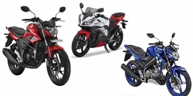 Simak Daftar Harga Motor Sport 150 cc Bulan Ini