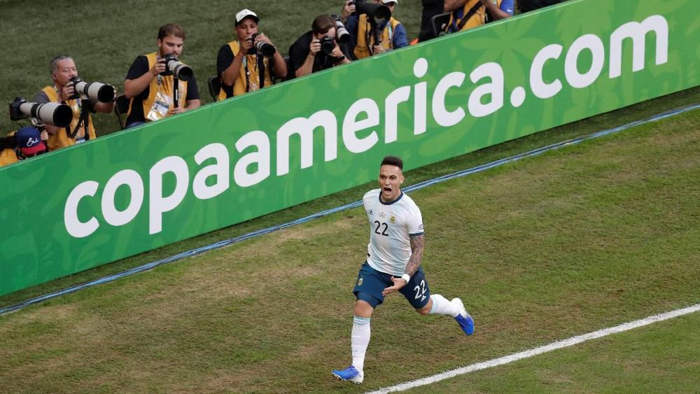 Kalahkan Qatar 2-0, Argentina ke Perempat Final Copa America
