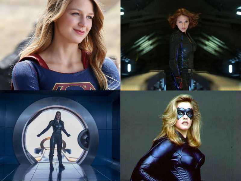Superhero Wanita Tangguh Selain Wonder Woman
