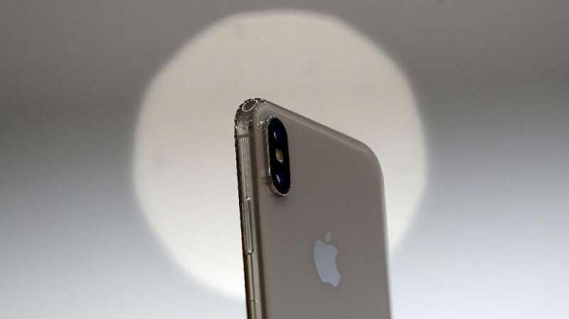 Membedah Harga Selangit Satu Unit iPhone X