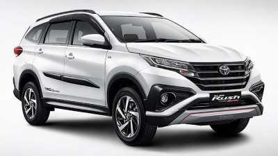 Toyota Resmi Luncurkan Rush Generasi Kedua