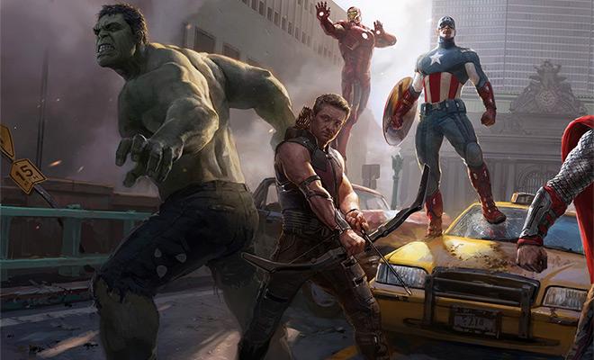 Trailer Avengers: Infinity War Rilis, Begini Penampakan Musuh Utama, Thanos